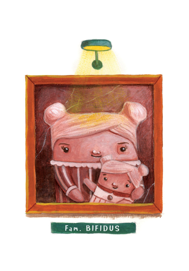 cuteoshenii andra badea illustration magazine kids article