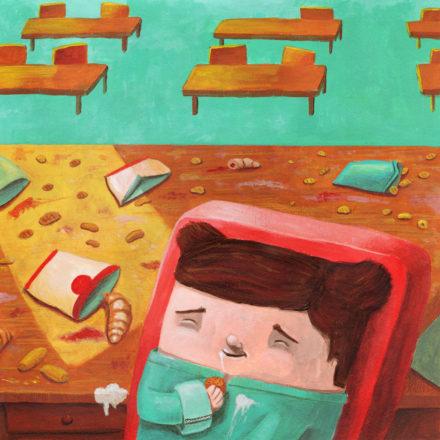 children's books illustration andra badea cuteoshenii
