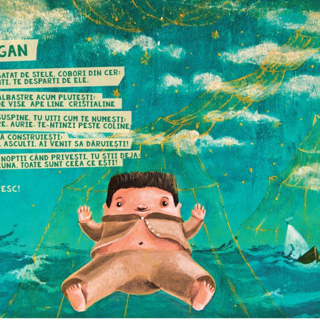 dream illustration cuteoshenii bedtime goodnight autism children book story poem