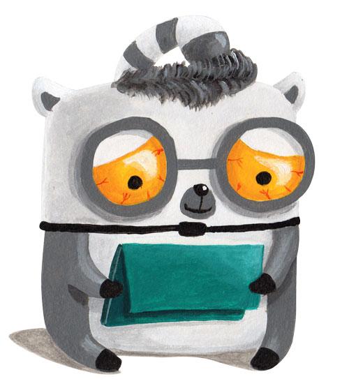 lemur-zero-mailuri